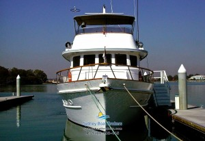 1986 Millkraft 60 (Harbour Cruise Business)
