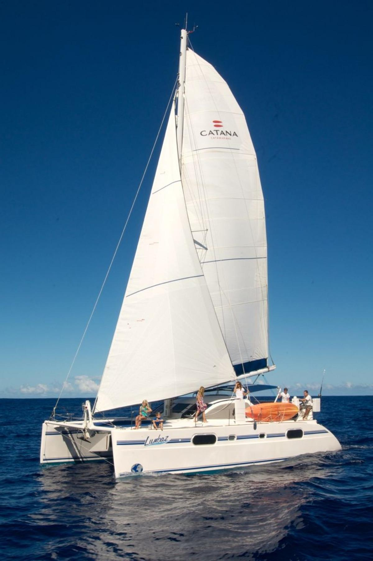 Catana 431. Owner's version | Nautilus