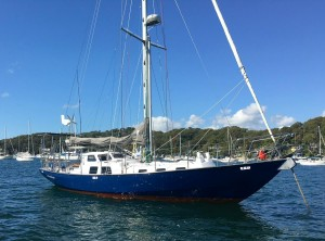 2007 Alan Payne Multi-chine Sloop 'Skookum' design
