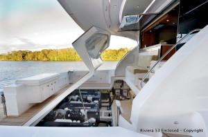 Riviera 53 Enclosed Flybridge - IPS