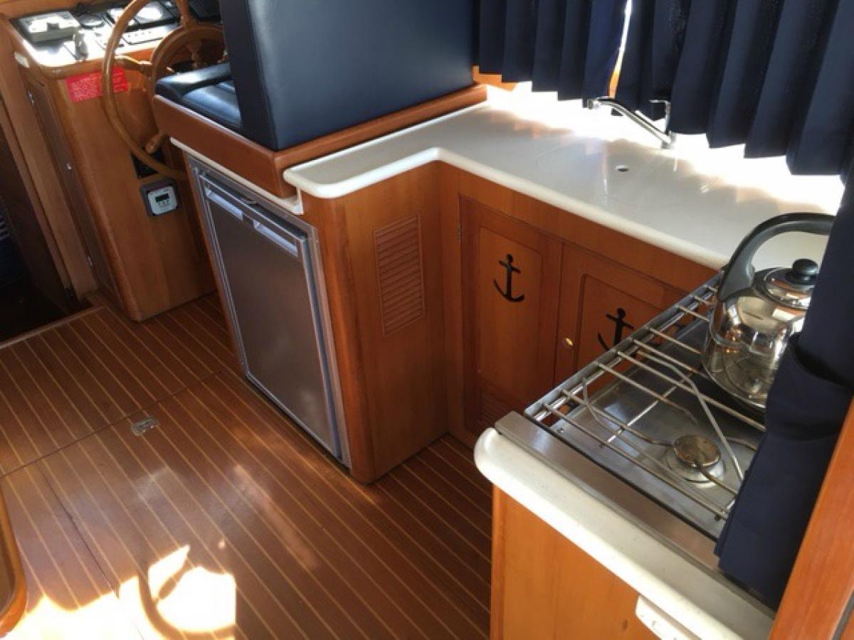 Halvorsen 32 Gourmet Cruiser