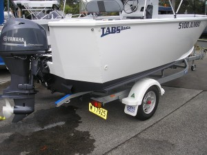 TABS 510 Jumbo  Plate Centre Console