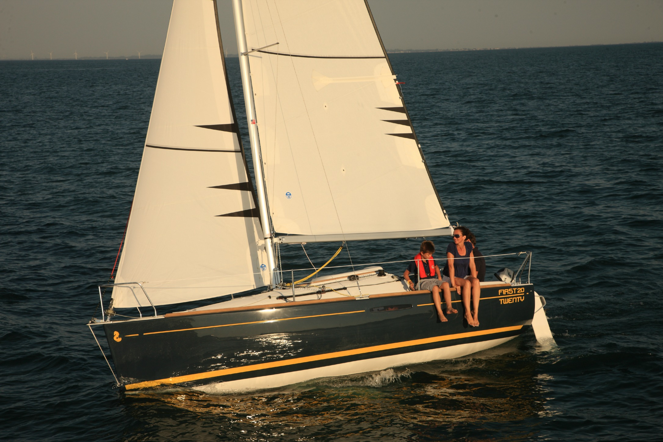 Beneteau First 20 Squadron Marine Brokers