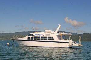 Jetboat 50 seat Passenger Ferry