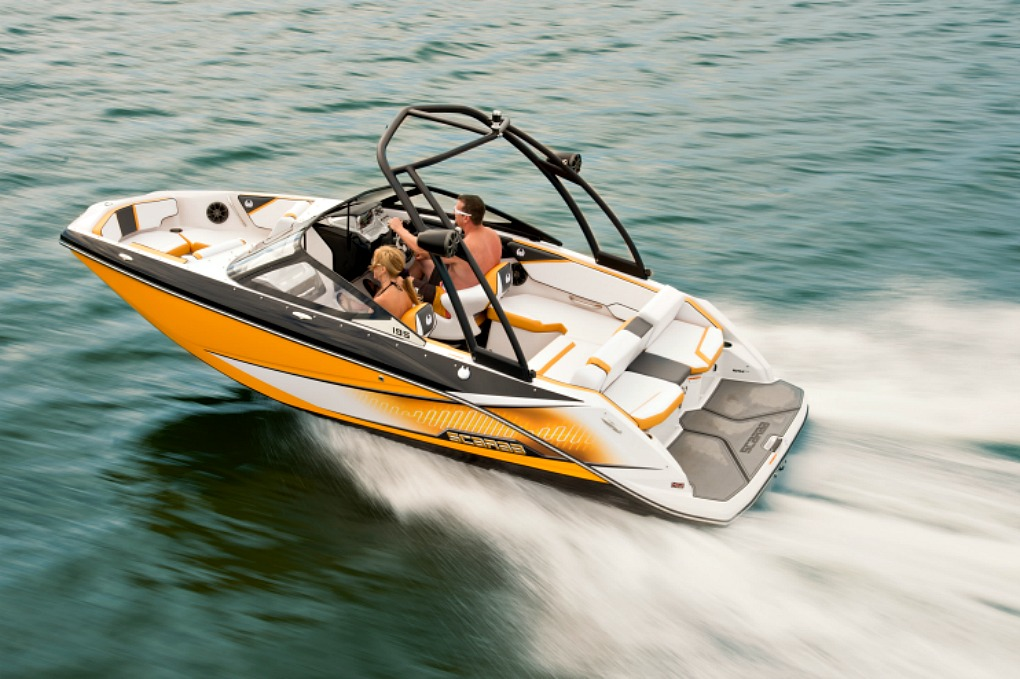 Sydney Powerboat CentreScarab Jet Boats | Sydney Powerboat Centre