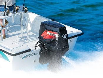 Tohatsu 2 Stroke Engines | Deegan Marine