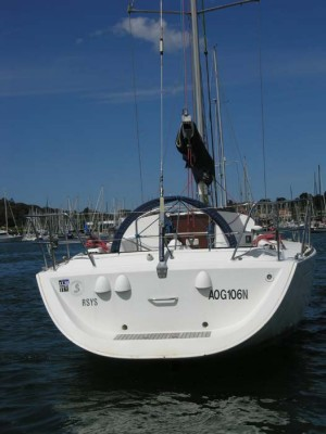 Beneteau First 40.7  SOLD