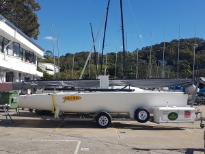 Big price reduction Get  on the water for summer World Champion Melges 24 Sydney, Australia. For sale Turn key program, Step on and race  AUS 750 Roger That