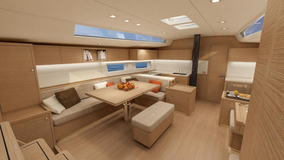 Grand Soleil Yachts 58 Performance