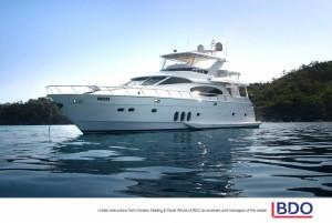 2008 76FT Vitech Motor Yacht
