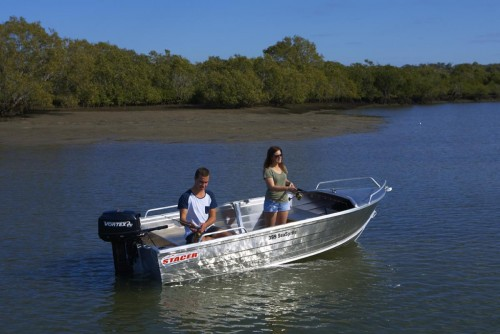 Stacer Open Boats Hi Tech Marine